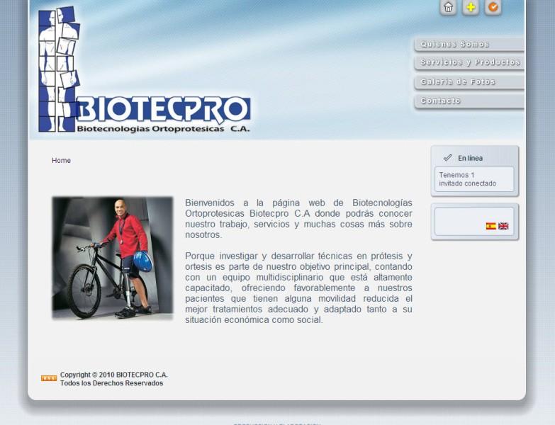 www.biotecpro.com.ve_a